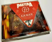 Pantera Andlrmandndash Official Live 101 Proof Andndash Fully Signed By The Original Lineup
