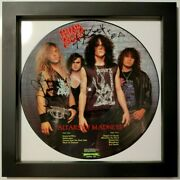 Morbid Angel Andndash Altars Of Madness Andndash Fully Signed By The Original Lineup