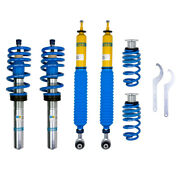 Bilstein B16 For 2017+ Audi A4 / A4 Quattro Front And Rear Performance Suspensio