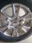 Ford Emblem Rims Came Off Of 2017 F150- Ford Truck And Tires 18 Inch Gently Used