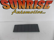 Nos Gm 20463730 Speaker Cover Grille Gray Rh Right Hand Buy It Now Free Shipping