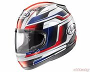 Arai Rx-q Electric Red Free Shipping Option-motorcycle Helmet Ducati Large