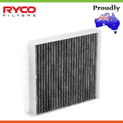 New Ryco Cabin Air Filter For Volvo S60 F Srs D5 2.4l 5cyl Part Number-rca279c