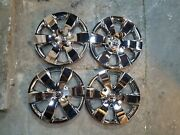 Brand New Set 2007 08 09 10 2011 Camry 16 Hubcaps Wheel Covers 61137 Chrome