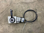 Yamaha Inboard Throttle Control Assy For Boat With 12ft Teleflex Cable