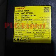 1pc Used Fanuc A06b-0257-b100 Tested Fully A06b0257b100 Fast Delivery