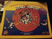 1990 Looney Tunes Upper Deck Comic Ball Trading Cards Albums Set Of 3 Series 1
