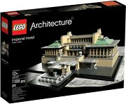 Lego Architecture Imperial Hotel 21017 Toyko Japan — Brand New