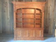 Ethan Allen Legacy French Country Bookcase Bookshelf Library Shelf Display Hutch
