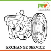 Protex Power Steering Pump For. Holden Commodore Vl 4d Wgn Rwd.. - Exchange