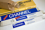 Large Lot Creasing Matrix Different Sizes Styles Channel Cito System Kanaal