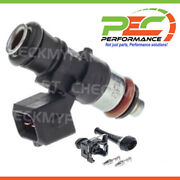6x Bosch 1550cc E85 Fuel Injector Setup For Nissan Stagea Series 1 Wgc34 2.5l