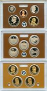 2011 United States Proof Set 14-coin Collection Us Mint Ogp