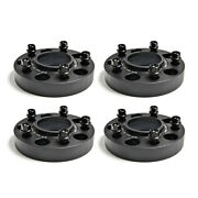 Fits Mercedes G Class All 5 Lugs Hubcentric Wheel Spacers 1 Inch 5 On 130 4pc