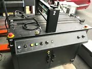 Pitney Bowes Sure-feed Engineering Industrial Heavy Duty Printer Has Accessories