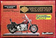 Harley Davidson Telephone 1994 Edition Sound Trax Technology New With Box