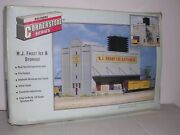 Walthers 3020 R.j.frost Ice And Storage Kit H.o. 1/87