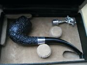 Neu Dunhill Shell Briar Christmas Pipe Group 4 Two Turtle Dove160 Of 500 New