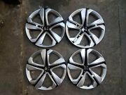 1 Brand New Set 2016 16 2017 17 2018 18 Civic 16 Hubcaps Wheel Covers 55099