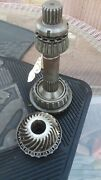 Mercruiser Trs Tr Upper Driveshaft And Both Matching Gears 62793 43-62879 43-62878