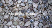 4and039x3and039 Marble Dining Room Outdoor Table Top Artglas - Agate Stone Home Decor E210