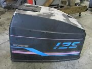 1989 Force Outboard 125hp 1253x6b 2-stroke Top Cowling Upper Hood Cover