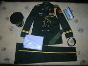 Obsolete 07and039s Series China Pla Second Artillery Man Officer Full Dressset