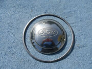 1936 Ford Spare Tire Hub Cap And Ring