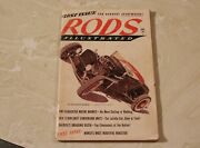 First Issue Of Rods Illustrated, For Rodders Everywhere June 1958