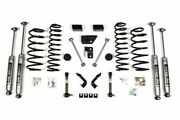 Bds 2 Lift Kit With Nx2 Shocks For 2018-2020 Jeep Wrangler Jl Unlimited 4 Door
