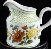 Villeroy And Boch Summer Day Mini Creamer Great Condition