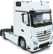 Marge Models 132 Scale Mercedes-benz Gigaspace Tractor Unit Truck 4x2 White