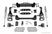 Bds 1523h 4 Suspension Lift Kit And Nx2 Series Shocks For 2015-2020 Ford F150 2wd