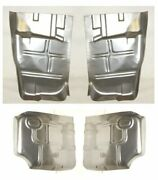 1973-1977 Chevrolet Malibu Floor Pans Front And Rear