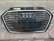 2017 2018 17 18 Audi A3 E-tron Grille Grill Complete Oem Used