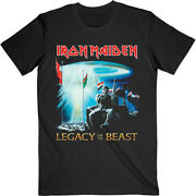 Iron Maiden And039two Minutes To Midnightand039 Noir T-shirt