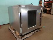 Hobart H.d. Commercial Electric Combi Oven - Bakes-dry/ Steam Or Combination