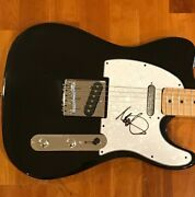 Mike Peters Signed Autographed Electric Guitar The Alarm 2