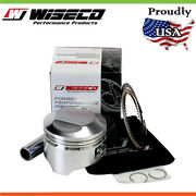 Wiseco Piston Kit Inc Rings Pin Clips For Yamaha Rt100 1990-2000
