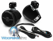 Rockford Fosgate X317-rear Add On Rear Speakers / Cans For 2019 2020 Canam X3