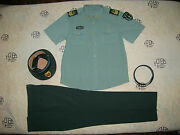 Obsolete 07and039s China Pla Second Artillery Man Nco Short-sleeved Uniformsummer