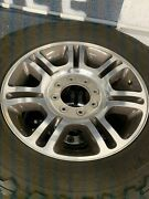 Ford Oem King Ranch 20andrdquo Wheels With 35andrdquo Toyo Mt