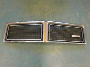 1976 76 Dodge Charger Grille Nice Used Piece