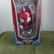 Spider-man Far From Home Figure Hot Toys Cos Baby Marvel Toy Ps4 Bobble Head Jp