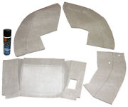 62188 Massey Ferguson Cab Foam Kit 300 Silver Cab Without Spray Glue Pack Of 1