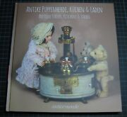 Antique Doll Stoves Kitchen And Stores Bing Maerklin Nuremberg Collectors Book