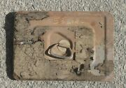 1953 Lincoln Battery Tray Top @ Of