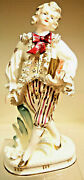 Vintage Wales China Hand Painted Figurine Made In Japan C.1960's- 1970's