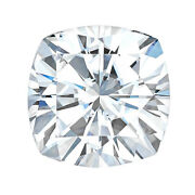 Moissanite Cushion Forever One Loose Vvs1 D-e-f Color Engagement Free Shipping