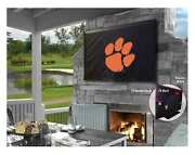 Clemson Tv Cover Tv Sizes 30-36 By The Holland Bar Stool Co.